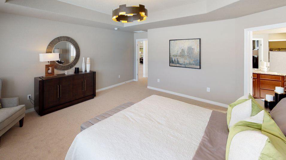 Bedroom featured in the Stonehaven By Lennar in Boulder-Longmont, CO