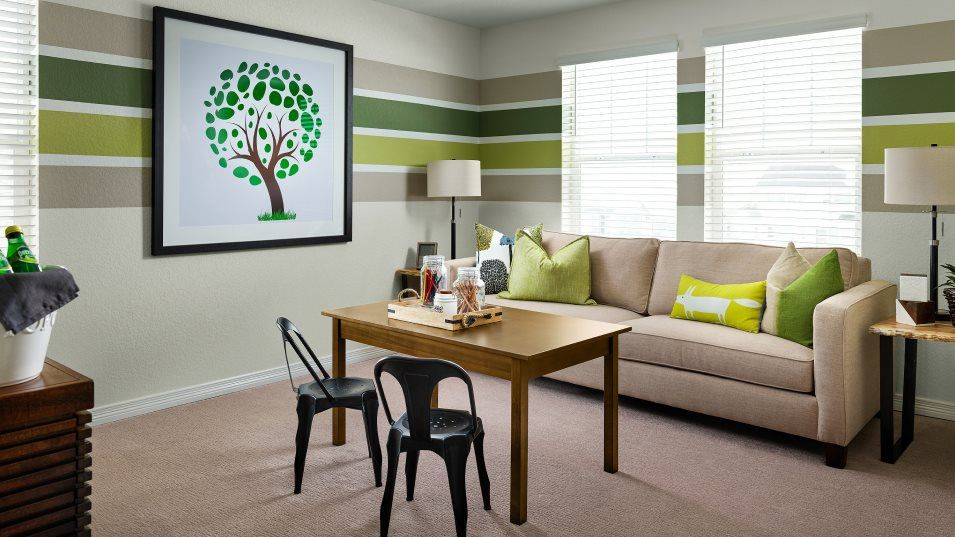 Living Area featured in the Stonehaven By Lennar in Boulder-Longmont, CO