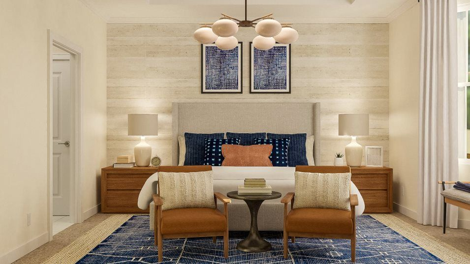 Bedroom featured in the Hamilton By Lennar in Denver, CO