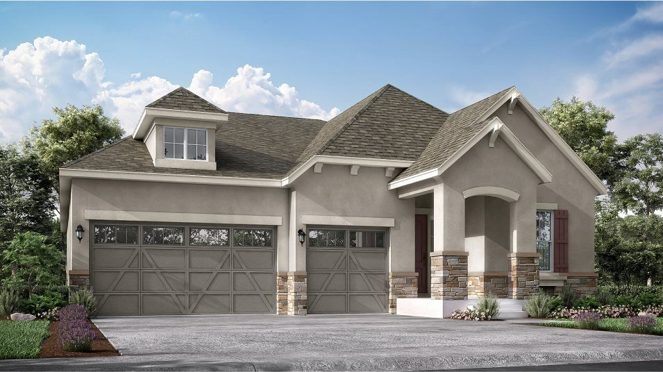 Exterior featured in the Hepburn By Lennar in Denver, CO