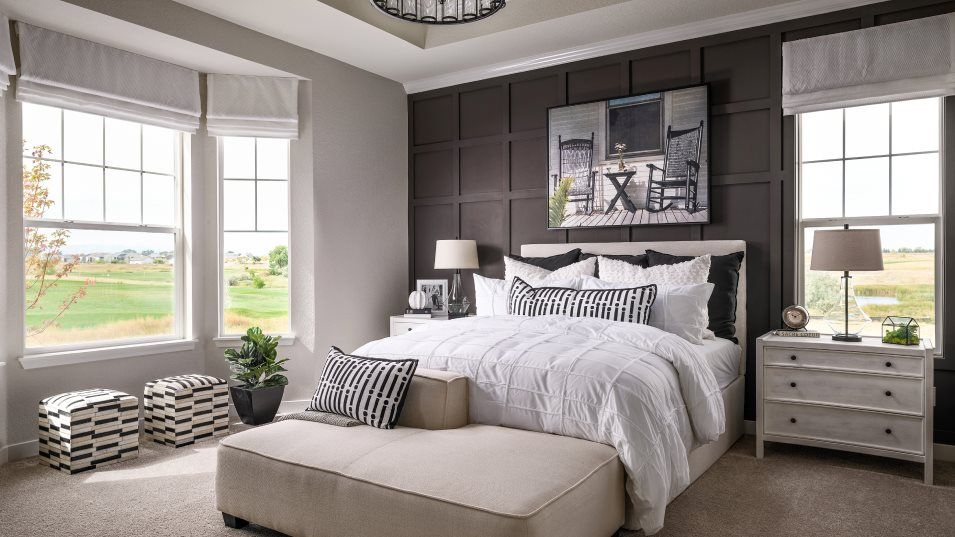 Bedroom featured in the Hepburn By Lennar in Denver, CO