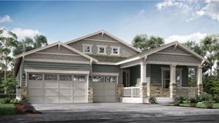 Redford - Heritage Todd Creek - The Heritage Collection: Thornton, Colorado - Lennar