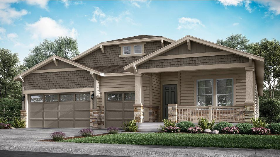Exterior featured in the Gable By Lennar in Denver, CO