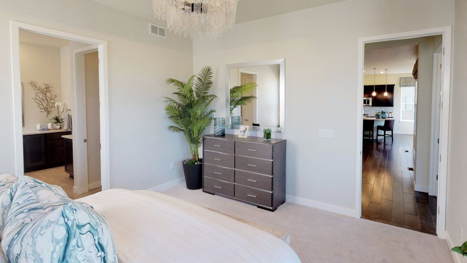 Bedroom featured in the Gable By Lennar in Denver, CO