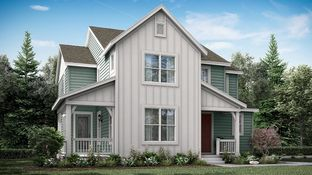 Ember - Sterling Ranch - The Elements Collection: Littleton, Colorado - Lennar