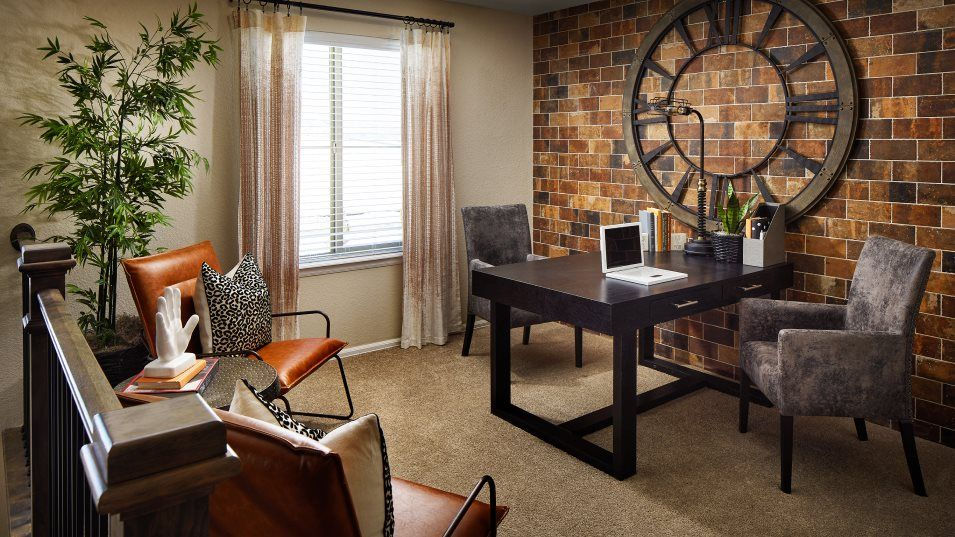 Living Area featured in the Jade By Lennar in Denver, CO