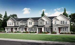 Plan 306 - Green Gables Townhomes - The Parkside Collection: Lakewood, Colorado - Lennar