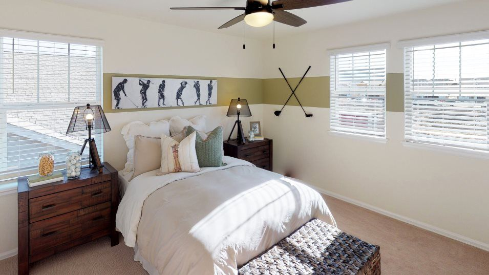 Bedroom featured in the Pinnacle By Lennar in Boulder-Longmont, CO