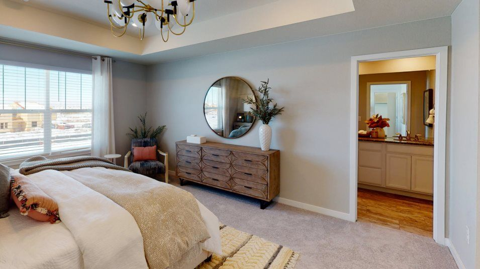 Bedroom featured in the Plateau By Lennar in Denver, CO