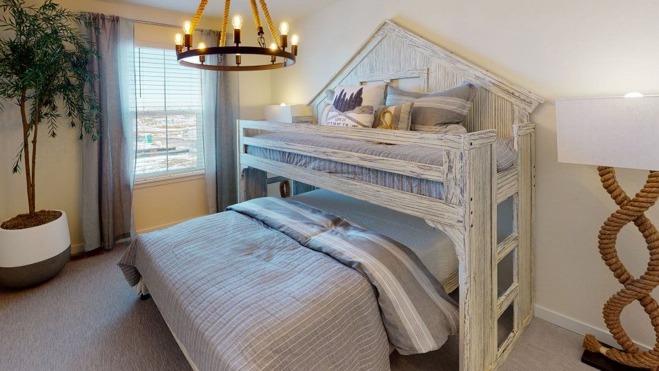 Bedroom featured in the Ascent By Lennar in Denver, CO