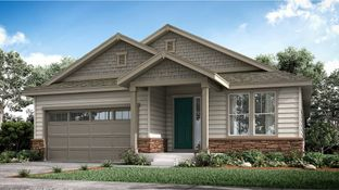 Foxtail - Palisade Park West - The Monarch Collection: Broomfield, Colorado - Lennar