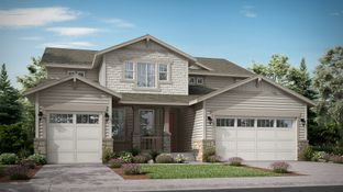SuperHome - Palisade Park West - The Monarch Collection: Broomfield, Colorado - Lennar