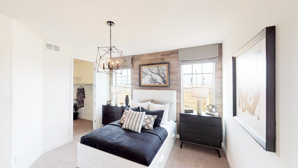 Bedroom featured in the Legacy By Lennar in Denver, CO
