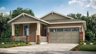 Snowmass - Buffalo Highlands - The Pioneer Collection: Commerce City, Colorado - Lennar