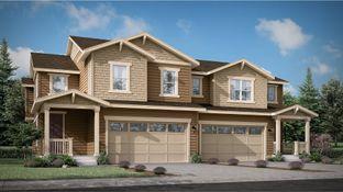 Plateau - Buffalo Highlands - Paired Homes: Commerce City, Colorado - Lennar