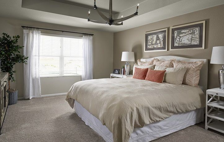 Bedroom featured in the Evans By Lennar in Denver, CO