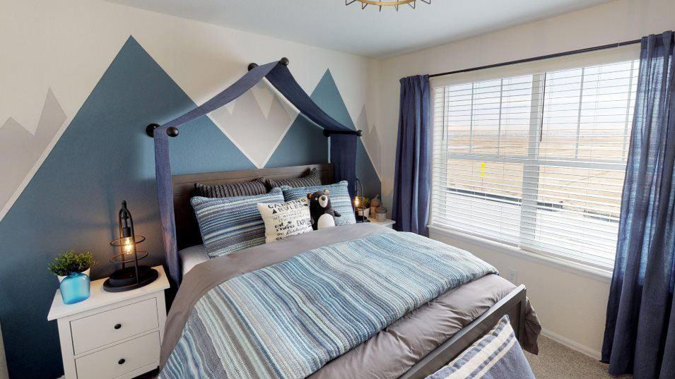 Bedroom featured in the Evans By Lennar in Boulder-Longmont, CO