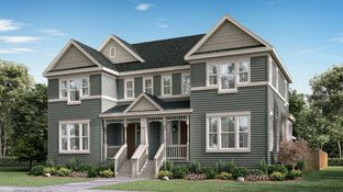 Vibrant- Left - Compass - Paired Homes: Erie, Colorado - Lennar