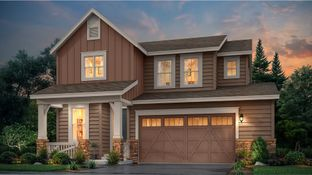 Pinnacle - Mosaic - The Monarch Collection: Fort Collins, Colorado - Lennar