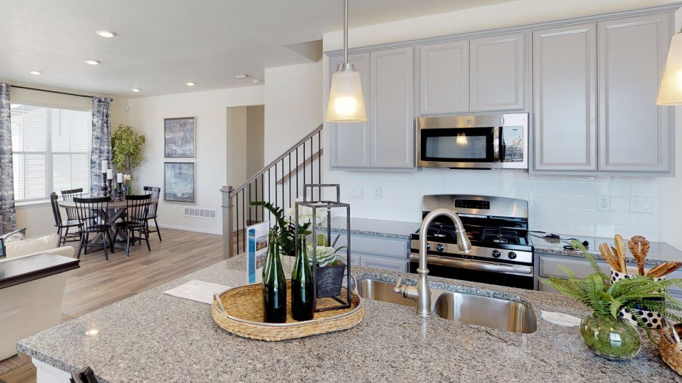 Living Area featured in the Pinnacle By Lennar in Fort Collins-Loveland, CO