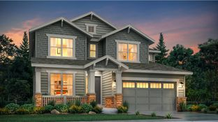 Ashbrook - Mosaic - The Monarch Collection: Fort Collins, Colorado - Lennar