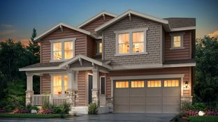 Chelton - Mosaic - The Monarch Collection: Fort Collins, Colorado - Lennar