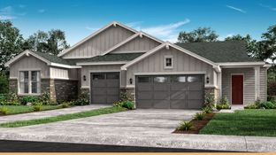 Carlsbad I - Sterling Ranch - Patio Villas: Littleton, Colorado - Lennar