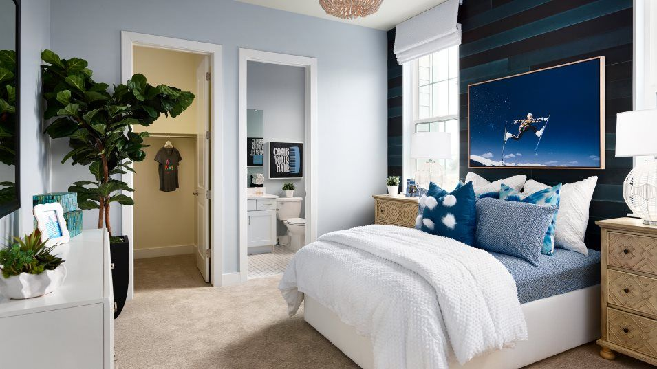 Bedroom featured in the Saratoga By Lennar in Denver, CO