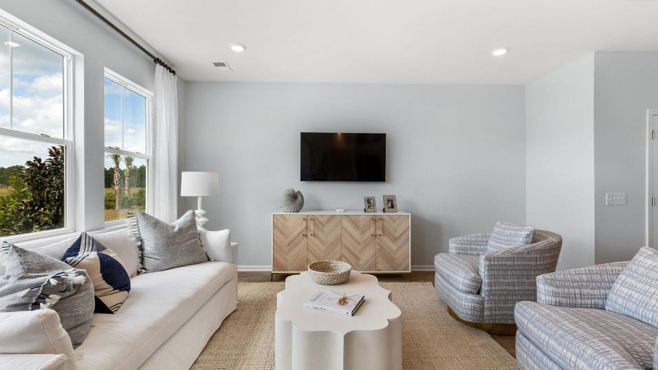 Living Area featured in the FANNING By Lennar in Charleston, SC