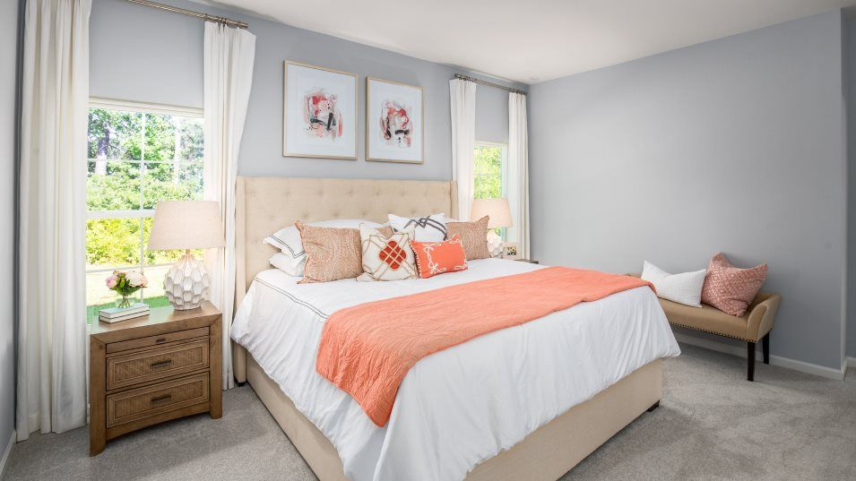 Bedroom featured in the HARRISBURG By Lennar in Charleston, SC