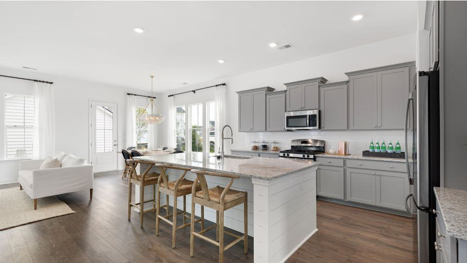 Kitchen featured in the ELLIOT By Lennar in Charleston, SC