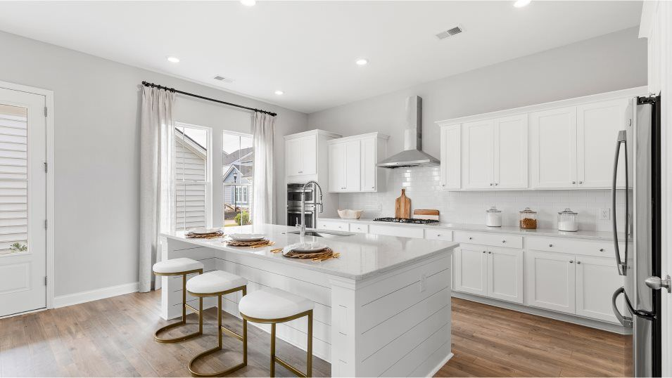 Kitchen featured in the TRADD By Lennar in Charleston, SC