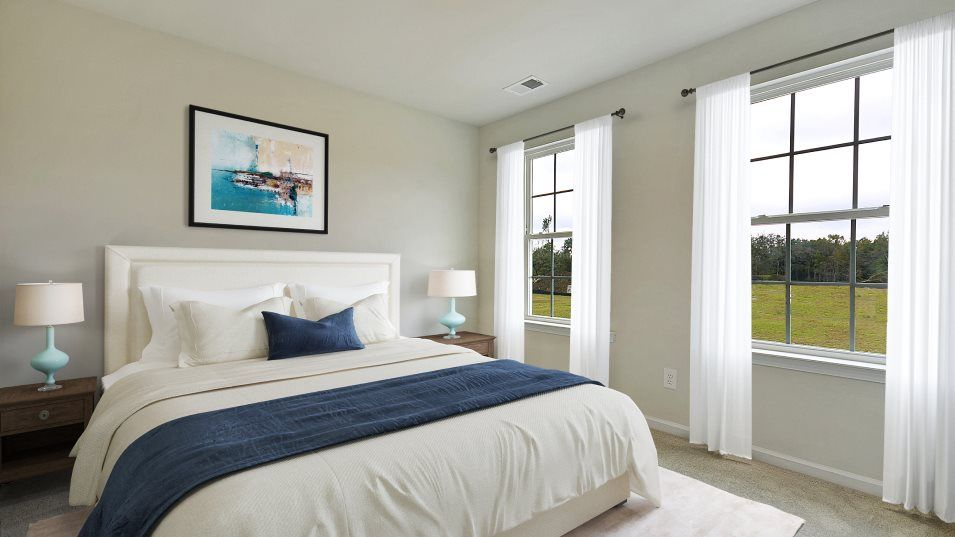 Bedroom featured in the BLUFFTON By Lennar in Charleston, SC