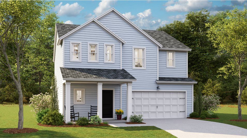 Exterior featured in the FOXTAIL By Lennar in Myrtle Beach, SC