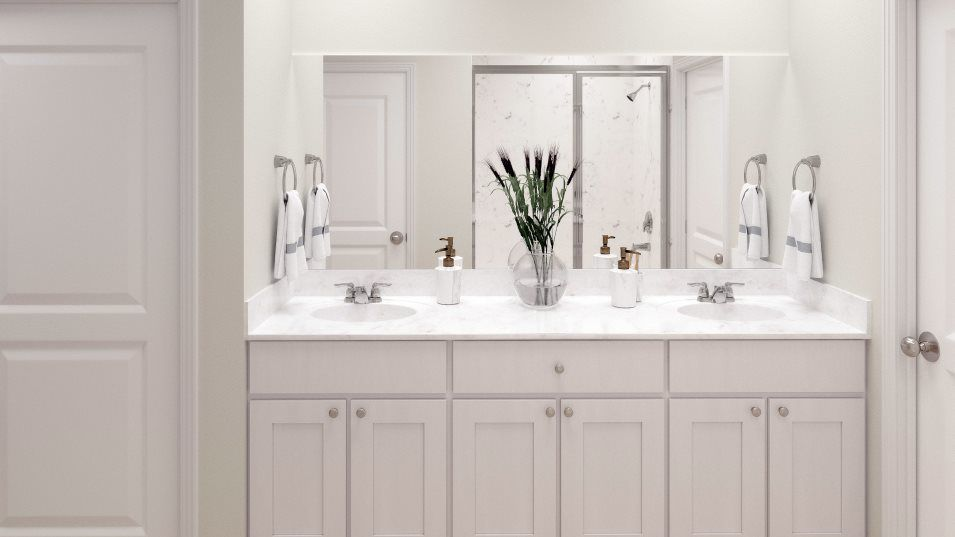 Bathroom featured in the FOXTAIL By Lennar in Myrtle Beach, SC