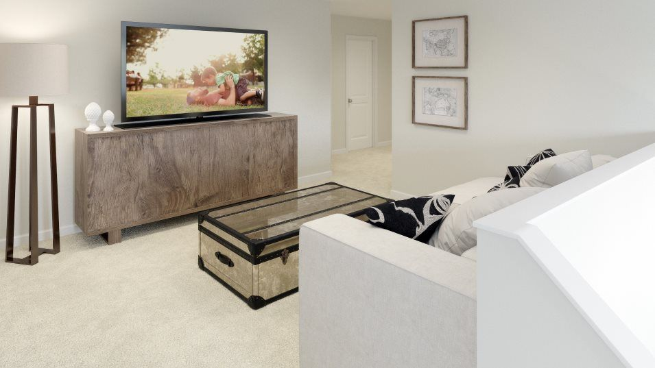 Living Area featured in the FOXTAIL By Lennar in Myrtle Beach, SC