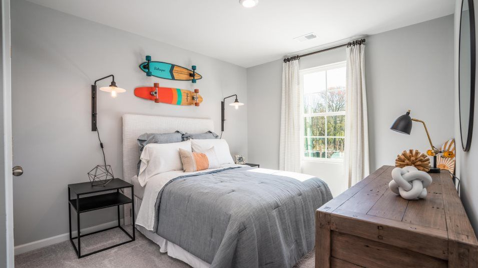 Bedroom featured in the ATLANTA By Lennar in Myrtle Beach, SC