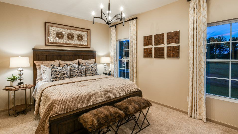 Bedroom featured in the AZALEA By Lennar in Wilmington, NC