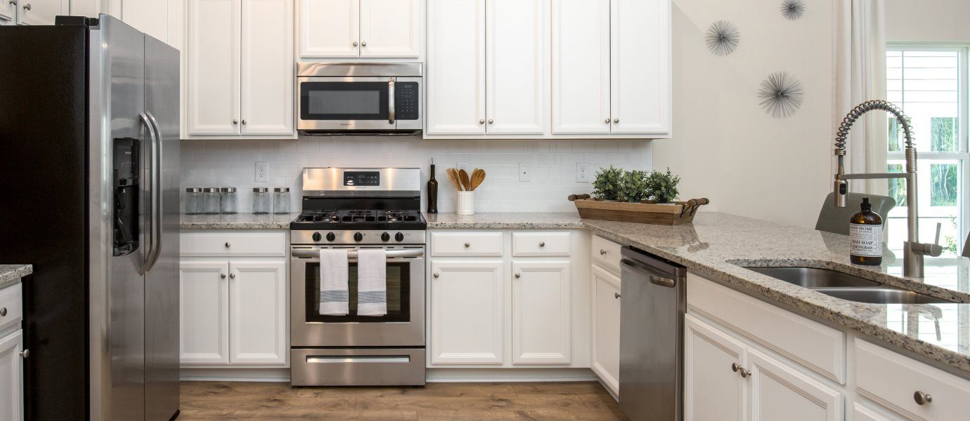 Kitchen featured in the ANNANDALE By Lennar in Wilmington, NC
