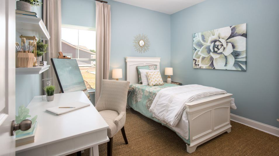 Bedroom featured in the ANNANDALE By Lennar in Wilmington, NC
