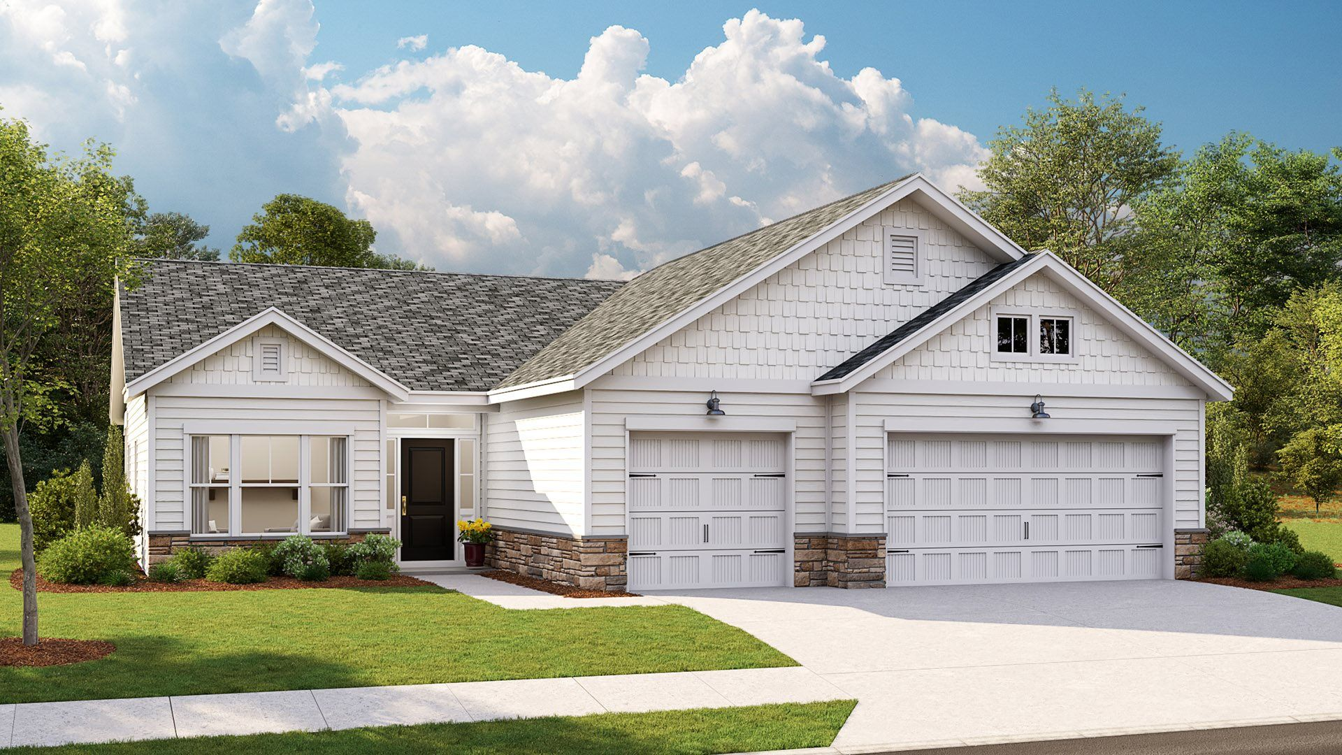 Exterior featured in the MUIRWOOD By Lennar in Wilmington, NC