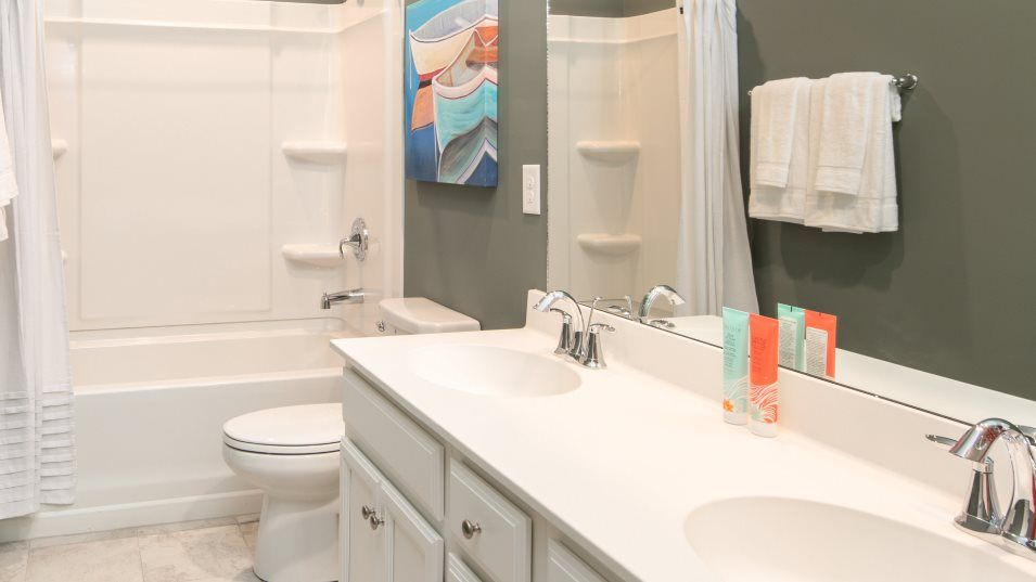 Bathroom featured in the MUIRWOOD By Lennar in Wilmington, NC