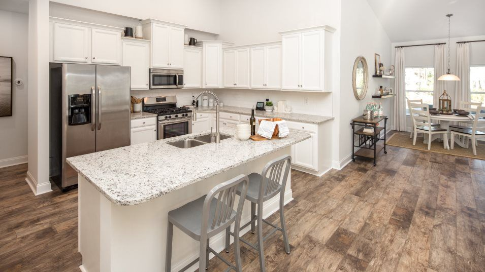 Kitchen featured in the MUIRWOOD By Lennar in Wilmington, NC