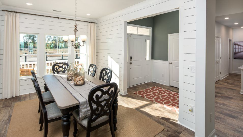 Living Area featured in the MUIRWOOD By Lennar in Wilmington, NC