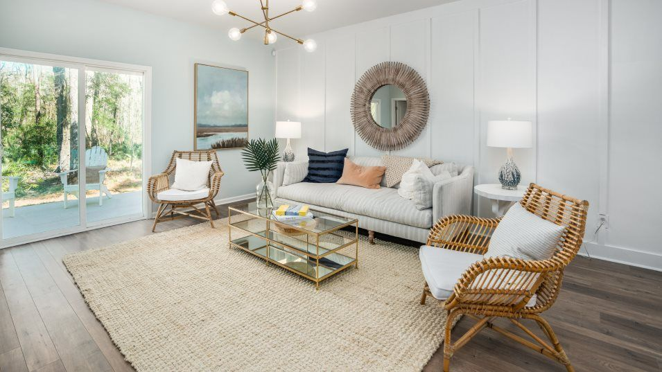 Living Area featured in the COLUMBIA By Lennar in Charleston, SC