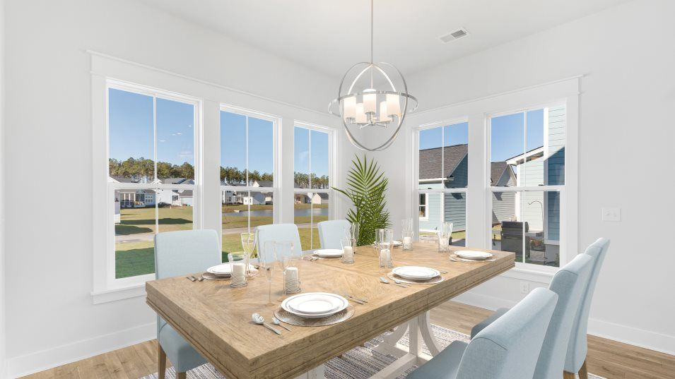 Living Area featured in the COOSAW By Lennar in Charleston, SC