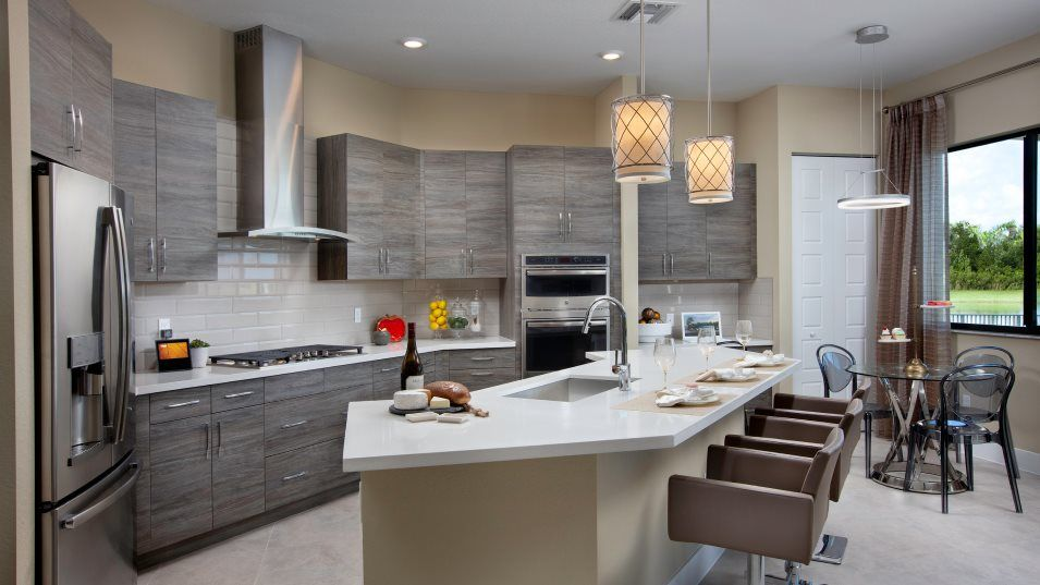 Kitchen featured in the Bonita By Lennar in Broward County-Ft. Lauderdale, FL