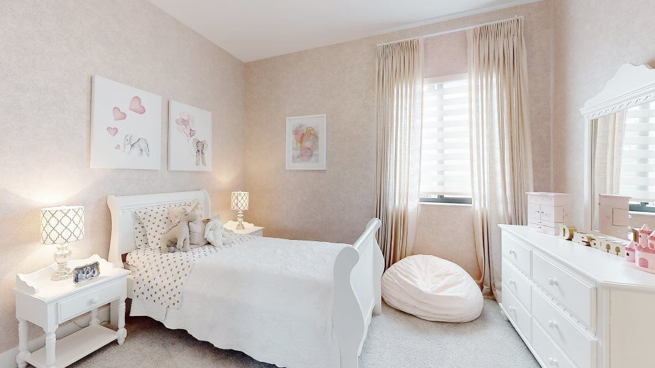 Bedroom featured in the Bonita By Lennar in Broward County-Ft. Lauderdale, FL