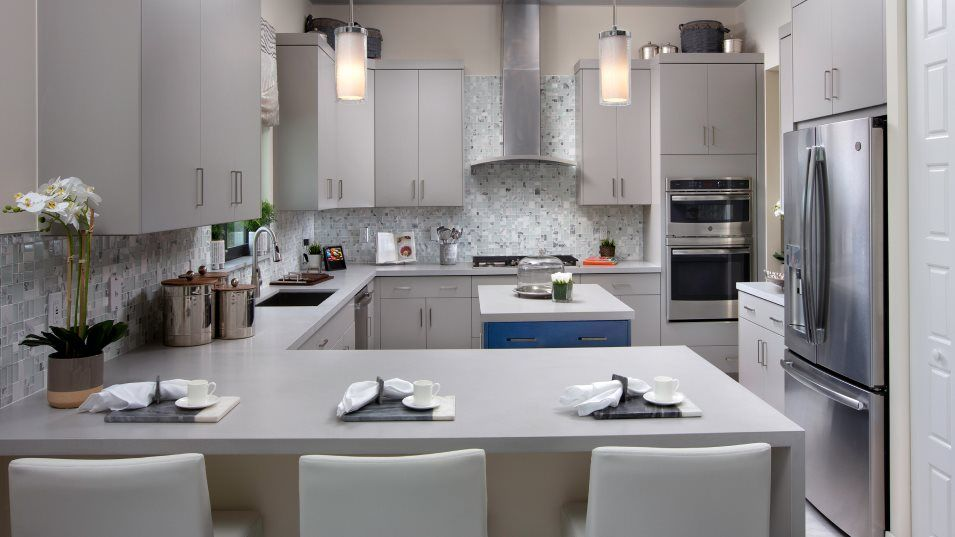 Kitchen featured in the Carrington By Lennar in Broward County-Ft. Lauderdale, FL