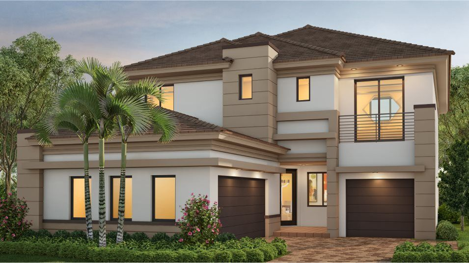 Exterior featured in the Della By Lennar in Broward County-Ft. Lauderdale, FL